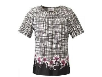 SALE: Women's Adaptive Fashion Top Short Sleeve