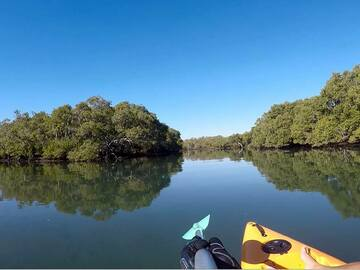 Monthly Rate: Long Service Leave? Grab a Double Kayak for the Month!