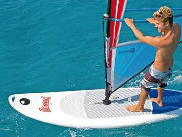 Hourly Rate: Windsurf By the Bay