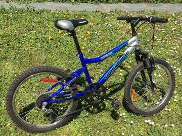 Vente: Vélo enfant 20 pouces - Supercycle Impulse - Suspension avant