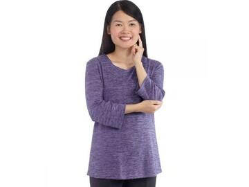 SALE: Womens Soft Open Back Adaptive Top