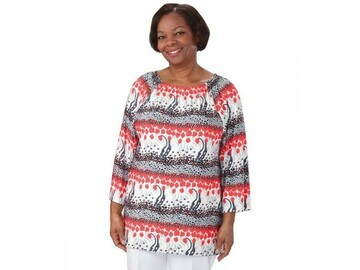 SALE: Step Into Or Easy Over The Head Top for Women