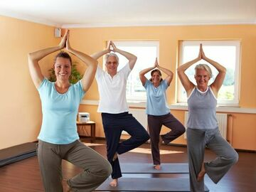 Services (Per Hour Pricing): Beginners Yoga Series: Class 3 of 6 (Balancing & Inverting)