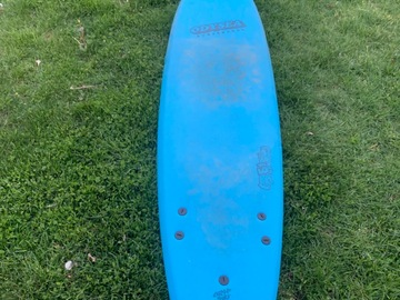 For Rent: 7ft Catch Surf Log
