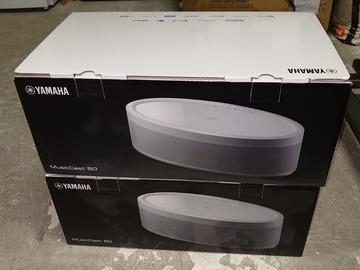 Vente: 2 enceinte Yamaha Musicast50
