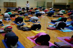 Services (Per Hour Pricing): Beginners Yoga Series: Class 6 of 6 (Putting it Together)