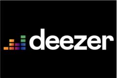 Vente: Abonnement Deezer Premium - 12 mois (119,88€)