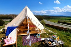 Renting out with online payment: Bell Tent 5m