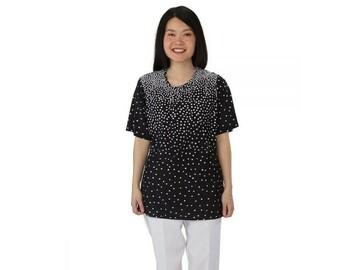 SALE: Adaptive Scoop Neck T Shirt For Women