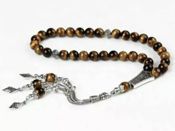 Selling with online payment: Wood Tasbih