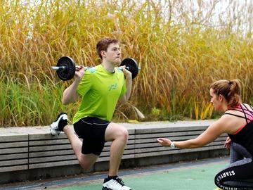 Preis pro Stunde: Personal Training - Funktional/HITT, Yoga, REHA, Mental Training