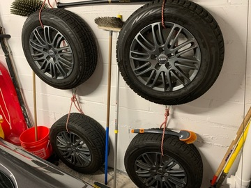 Selling: Rial Rims w/ 16 Tires