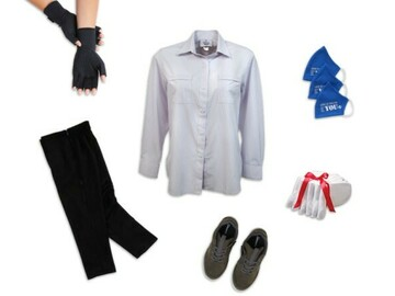 SALE: Women's Ease of Dressing Kit for Arthritis (Ivory Collection)