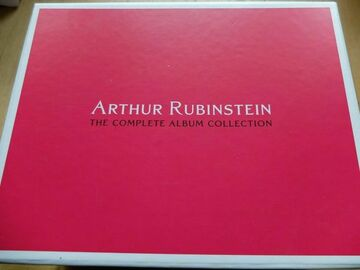 Vente: Coffret Arthur RUBINSTEIN - The Complete Album Collection -