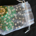 Selling: Disc Golf Poker Chip Game