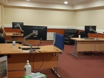 WorkSpot for a Day : Knightsbrook Hotel Business Hub Desk Hire