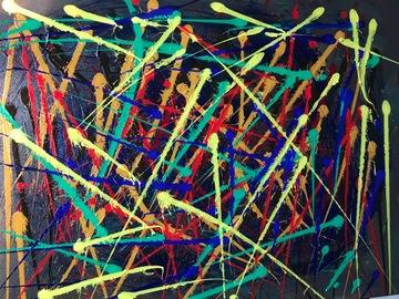 Sell Artworks: Splatters—AG