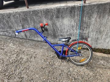 Verkaufen: Trailerbike