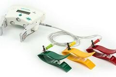 Solutions sur-mesure: ECG 12 dérivations Bluetooth Télécardia
