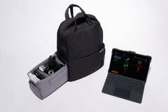 Solutions sur-mesure: Station portable de télémédecine