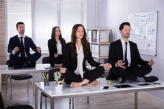 Services (Per event pricing): Group Meditation Session