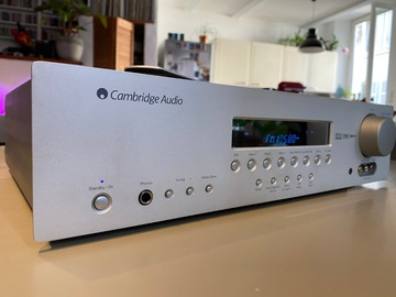 Vente: Ampli Cambridge Audio Azur 540R