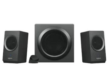 Myydään: Logitech z337 2.1 Speaker system with bluetooth
