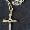 For Sale: Cross Necklace