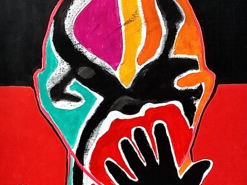 Sell Artworks: Mano Oscura