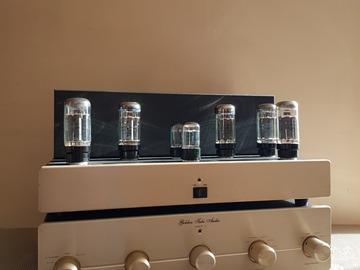 Vente: GOLDEN TUBE Audio SE-40 & SEP-1 Class A USA