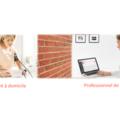 Solutions sur-mesure: Solution de collecte à distance de données patients