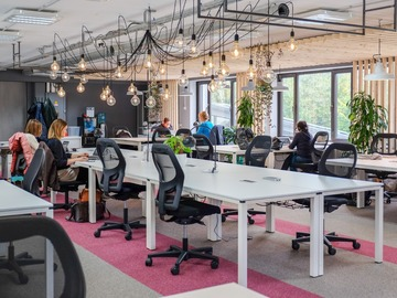 Verhuren per dag: Coworking place -We care about the comfort of our community