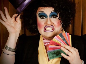 Workshops & Events (Per event pricing): Drag Queen Bingo