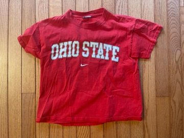 Selling A Singular Item: Ohio State t shirt