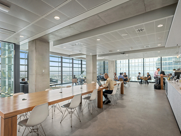 Office Space - bookable per day: Collaborative Coworking Space at Barangaroo Sydney CBD