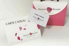 Vente: Carte cadeau Passion Beauté (400€)