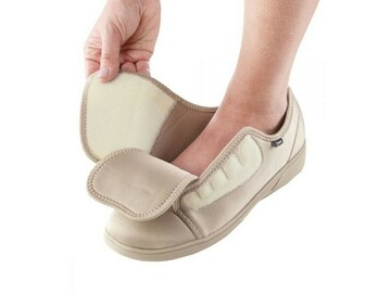 SALE: Antimicrobial Protection Extra Wide Shoes For Women