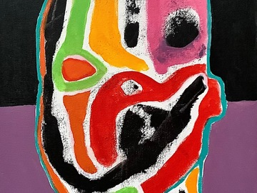Sell Artworks: Head 4