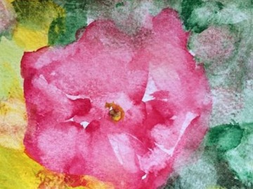 Sell Artworks: Rose I Rosariet Arboretet