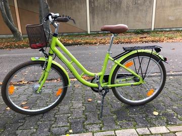 """Verkaufen: Vier tolle Kinderräder 24"""""""