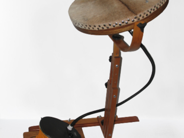 VIP Members' Sales Only: American Percussion's Globe Drum - Will Ship