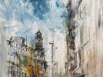 Sell Artworks: Manchester Morning