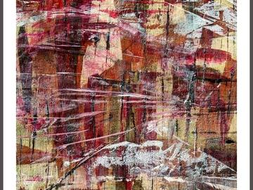 Sell Artworks: Hot City Rising