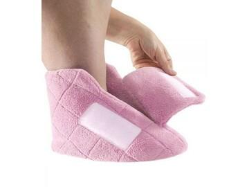SALE: Womens Extra Wide & Soft Swollen Feet Slippers