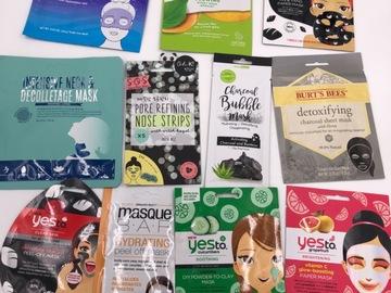 Liquidation/Wholesale Lot: 25 New Facial Masks