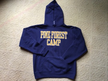 Selling A Singular Item: Pine Forest Sweatshirt