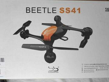 À vendre: Drone POUR PIECES Beetle ss41