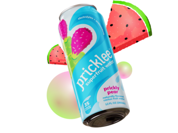 Selling: Pricklee Cactus Water - Prickly Pear (12 cans)