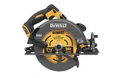 For Sale: DEWALT FLEXVOLT 185MM CIRCULAR SAW WITH BRAKE DCS578