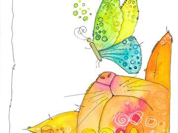 Workshop Angebot (Termine): Happy Painting! @home oder im Verein, Firma und und und...